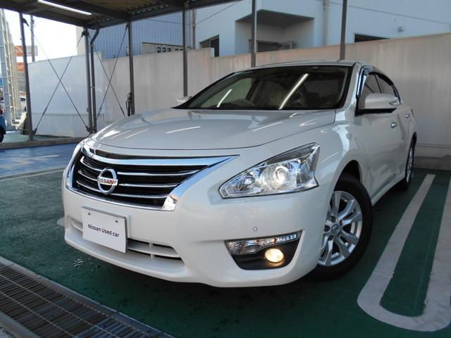 日産 2.5 XL ナビAVMパッケージ 純正ナビ・日産保証・車検整備2年渡
