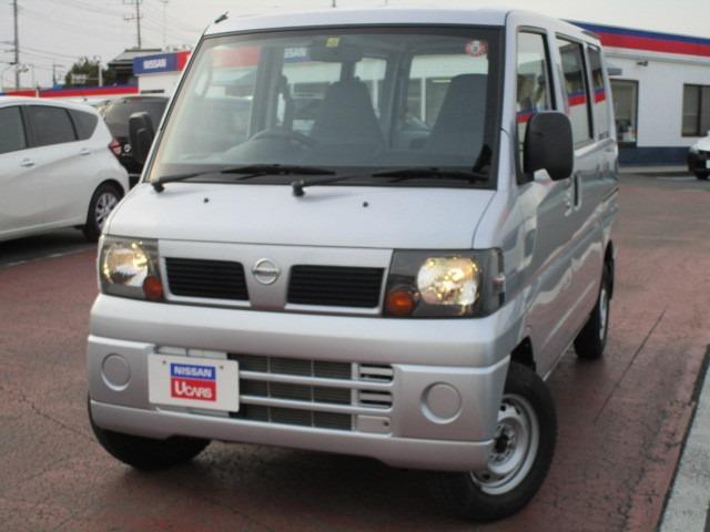 日産 660 DX 5速MT キョリ5724KM