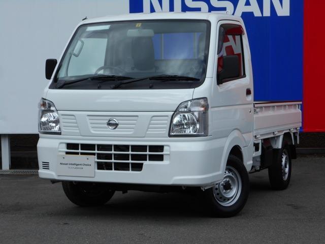 日産 660 DX 4WD エアコン・パワステ付