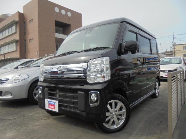 日産 660 E 4WD 社外ナビCN-RE04D 4WD