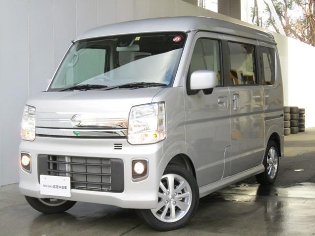 日産 660 E ハイルーフ 日産純正メモリ-ナビ フルセグテレビ