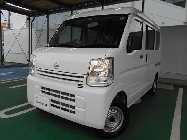 日産 660 DX ハイルーフ 5AGS車 ラジオ・キーレス