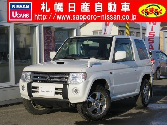 三菱 660 VR 4WD 運転席シートヒーター