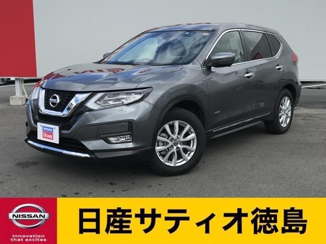 「日産」「エクストレイル」「SUV・クロカン」「徳島県」の中古車
