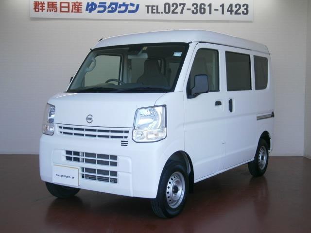 日産 DX エマージェンシーブレーキハイルーフ 5AGS車 社用車