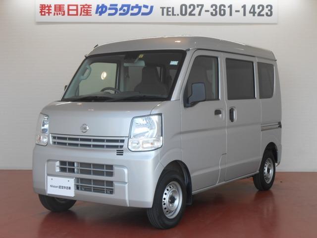 日産 NV100クリッパーバン 660 DX ハイルーフ 5AGS車 4WD 147257