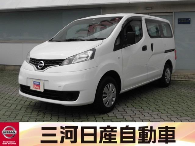 日産 1.6 VX インテリキー・カラーバンパー・純正ナビ