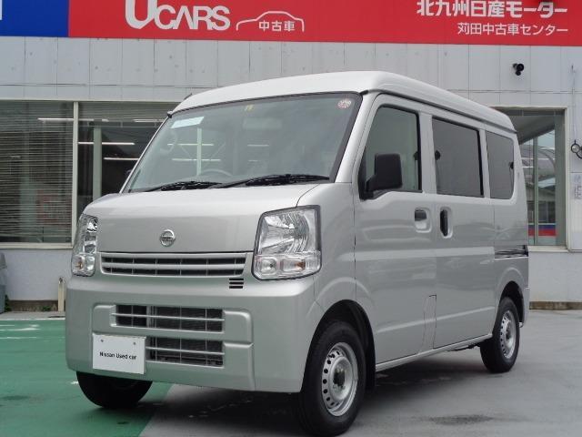 日産 660 DX ハイルーフ 5AGS車 新車保証継承・キーレス