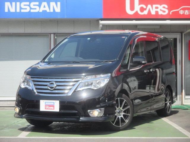 日産 Vセレクション+Safety アドバンスド  4WD