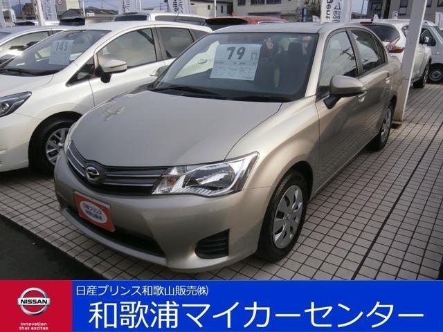 トヨタ 1.5 X ナビ ドライブレコーダー ETC