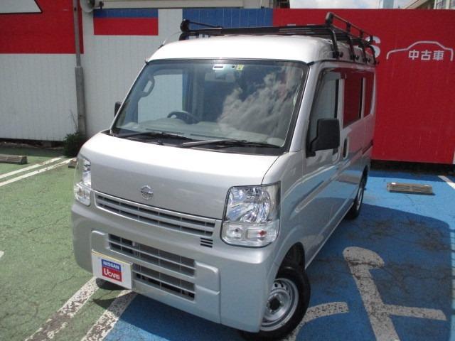 日産 DXハイルーフ 5AGS車 ドラレコ ETC 社外ナビ