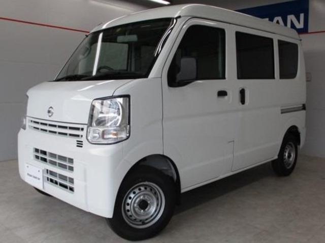 沖縄県名護市の中古車ならNV100クリッパーバン DX ハイルーフ 5AGS車 未使用車!