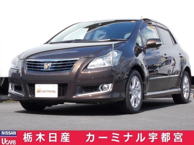 トヨタ 2.4 G HDDナビ&フルセグチューナー内蔵