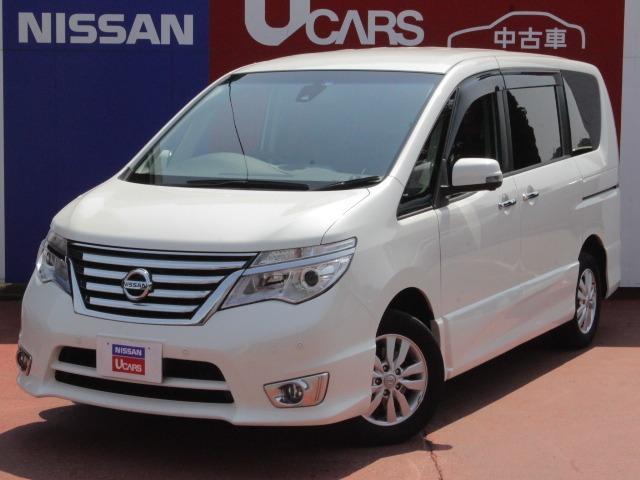 日産 2.0 ハイウェイスター Vセレクション+SafetyII 4WD 寒冷地仕様!