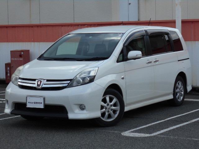 トヨタ 1.8 プラタナ Vセレクション ホワイト インテリアP