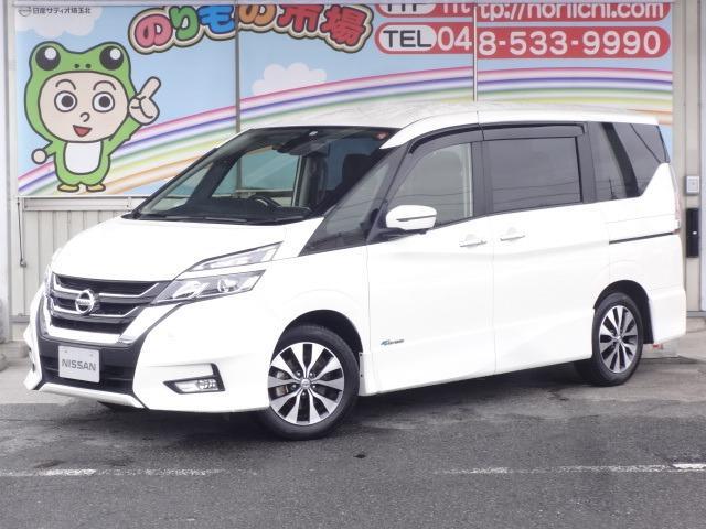 日産 2.0 ハイウェイスター Vセレクション ナビ・ドラレコ・後席モニター・ETC