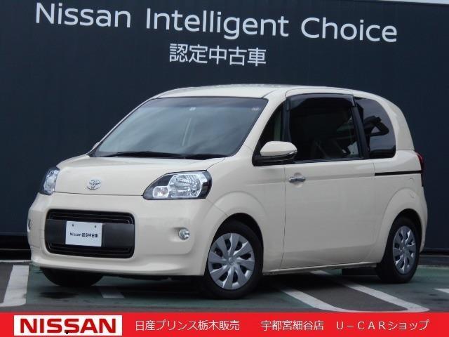 トヨタ 1.5 G 社外メモリーナビ・ETC・シートヒーター