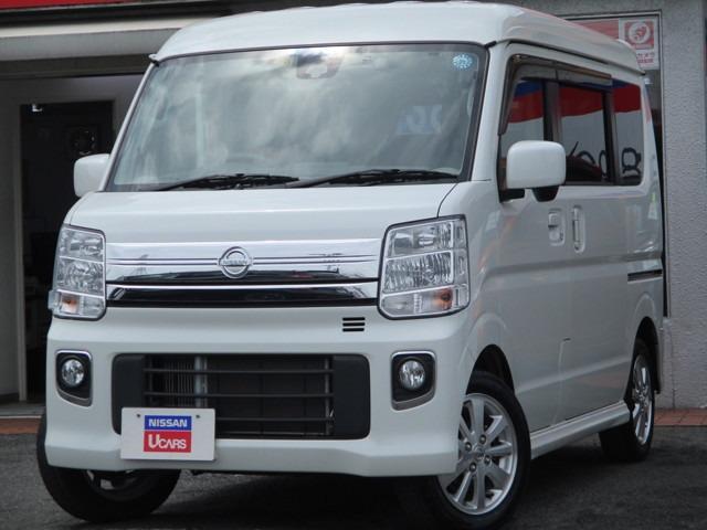 日産 660 E ハイルーフ エマージェンシーブレーキ