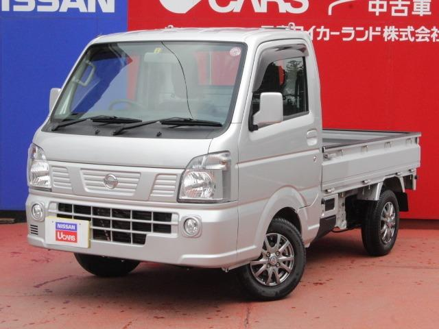 日産 660 GX 4WD エアコン