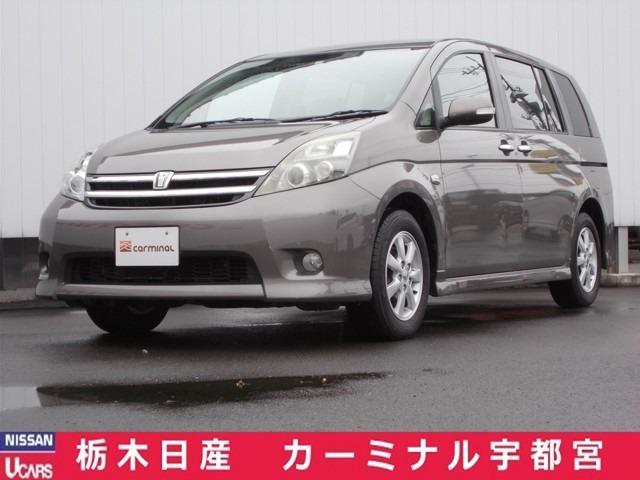 トヨタ 1.8 プラタナ リミテッド HDDナビ&フルセグチューナー内蔵