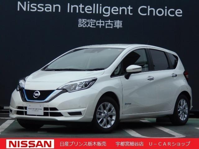日産 1.2e-POWER X 当社社用車 ナビ・ETC・ドラレコ