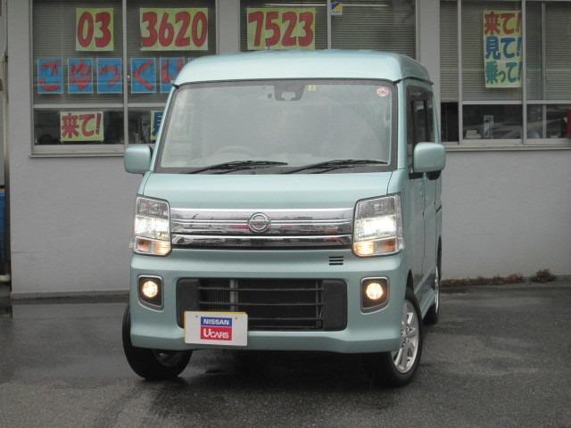 日産 660 E ハイルーフ ドライブレコ-ダ-