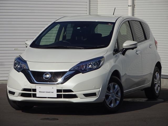 日産 1.2 X FOUR スマートセーフティエディション 4WD