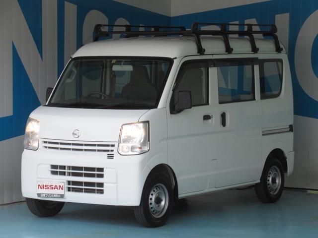 日産 660 DX ハイルーフ 5AGS車 AM/FMラジオ+ETC+ルーフキャリア