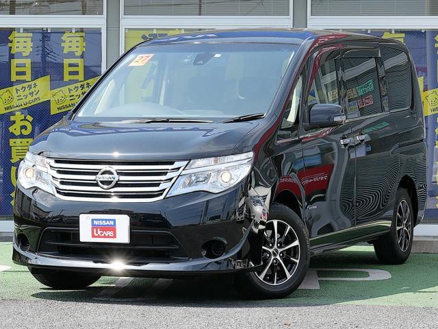 日産 20X Vセレクション+Safety S-HYBRID両側A