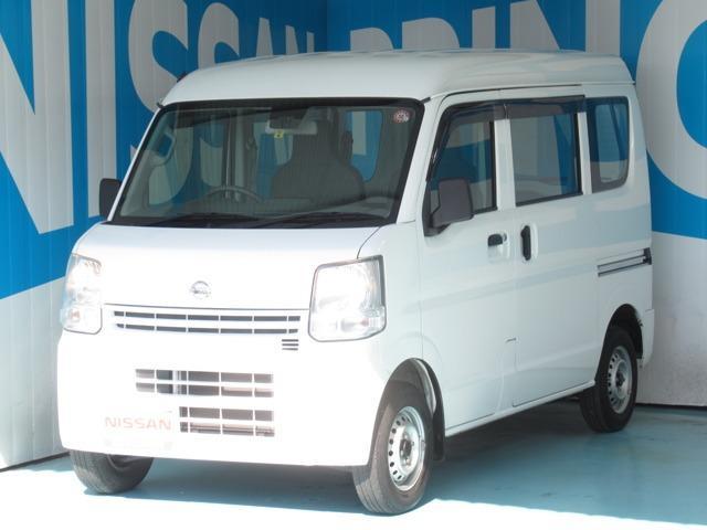 日産 DX エマージェンシーブレーキ付 ハイルーフ 5AGS車