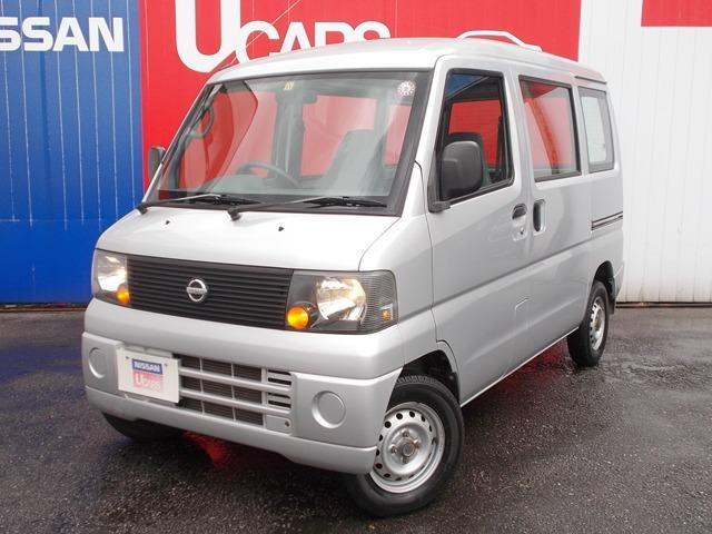 日産 660 GL ハイルーフ ポータブルナビ・リモコンキー