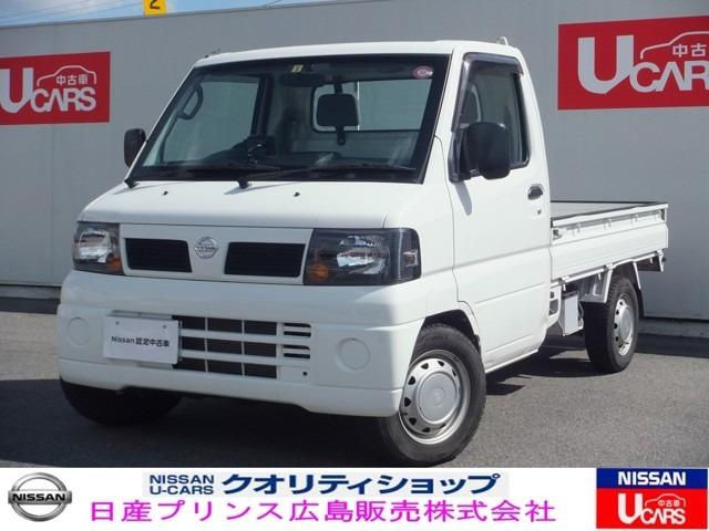 日産 DX 4WD 4WD 5MT CD エアコン パワステ