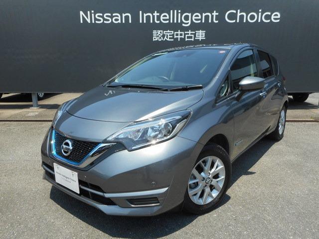 日産 ノート 1.2 e-POWER X 純正ナビ付き・社用車アップ