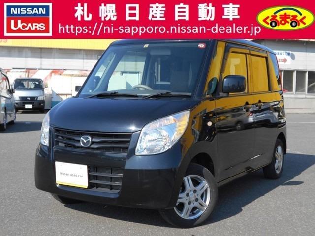マツダ フレアワゴン 660 LS 4WD シートヒーター搭載