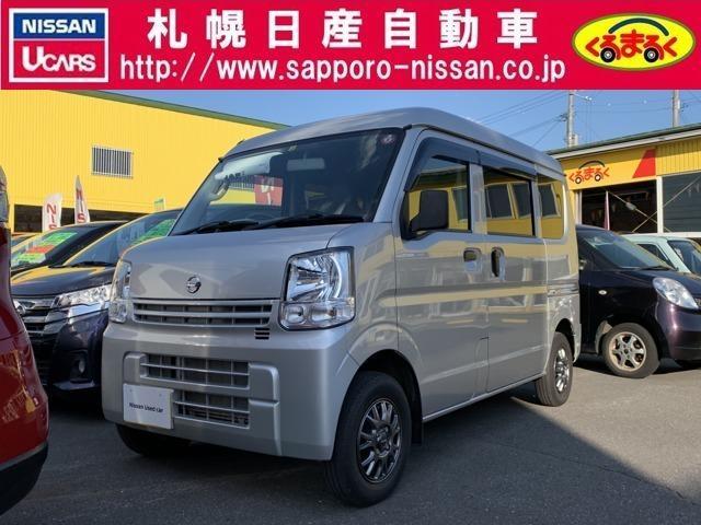 日産 660 DX 5AGS車 純正オーディオ・夏冬タイヤ