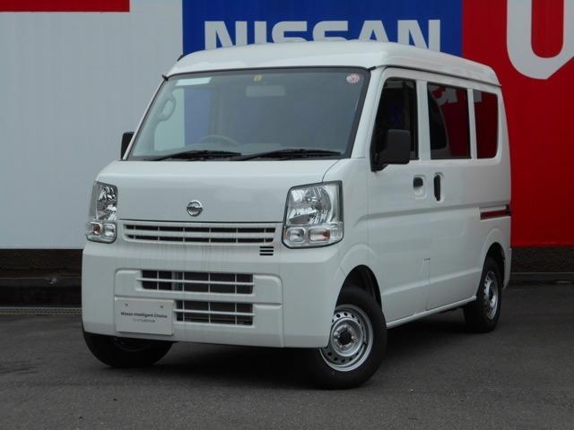 日産 660 DX ハイルーフ 5AGS車 4WD プライバシーガラス・AM/FMチューナー