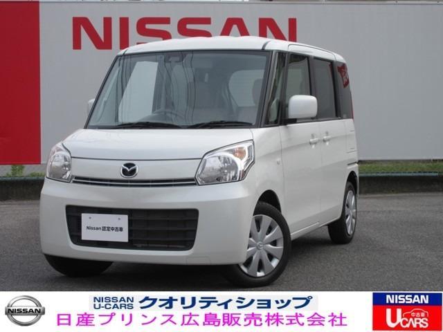 マツダ 660 XG 衝突軽減ブレーキ・