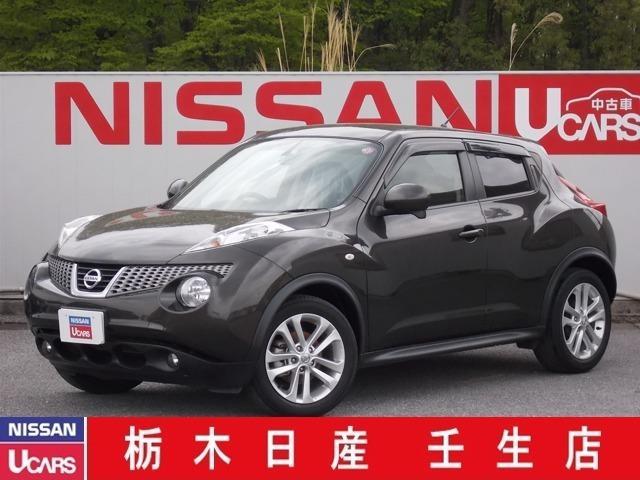 「日産」「ジューク」「SUV・クロカン」「栃木県」の中古車