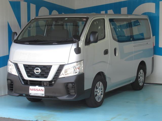日産 2.0 DX ロングボディ メモリ-ナビ・バックモニタ-付