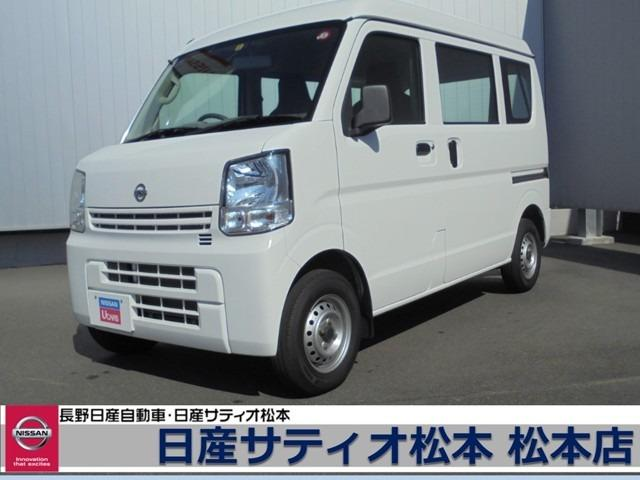 日産 660 DXハイルーフ 4WD ナビ ETC レンタカーUP
