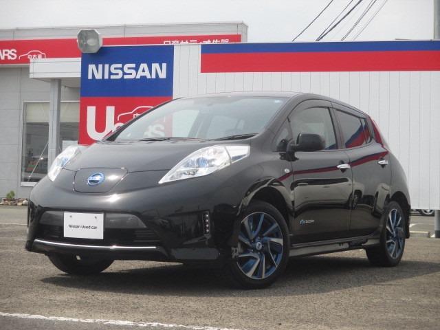 日産 X エアロスタイル 電気自動車