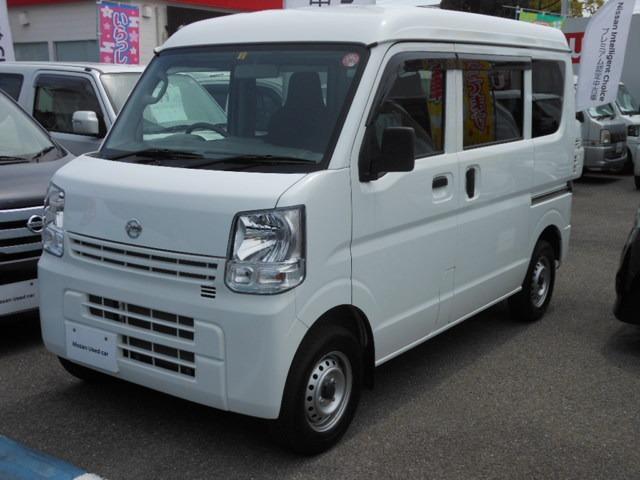 日産 660 DX GLパッケージ ハイルーフ 5AGS車