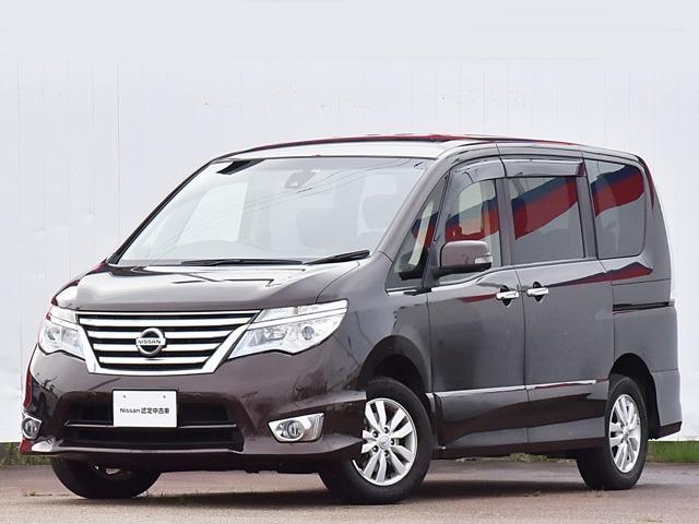日産 2.0 ハイウェイスター Vセレクション+SafetyII 4WD