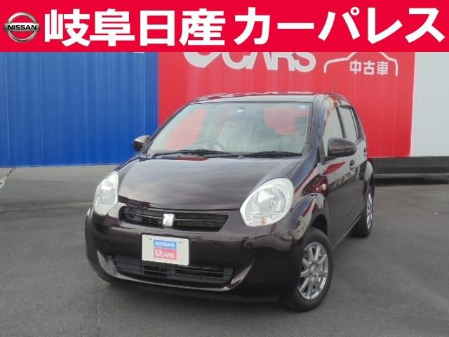 トヨタ 1.0 X ユルリ CDデッキ・スマートキー・社外アルミ