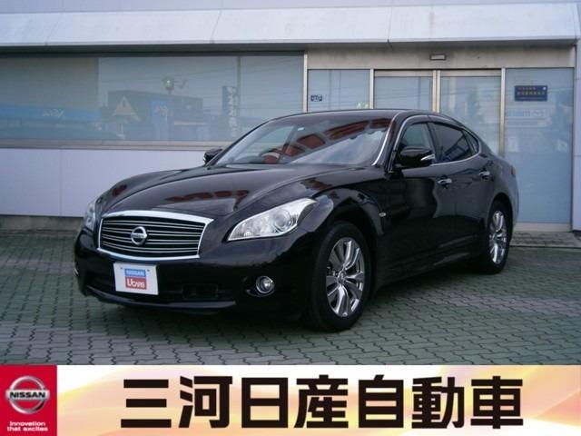 日産 フーガ 3.7 370GT メーカーナビ キセノン