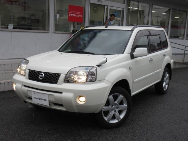 日産 2.0 Xtt 4WD