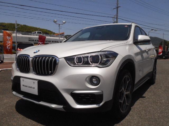 BMW xドライブ 18d xライン 4WD ドラレコ バックカメラ