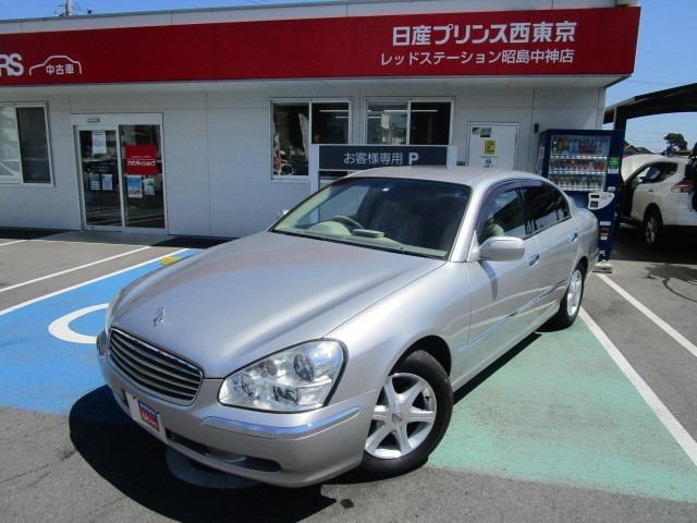 日産 3.0 300G ターボ車 純正ナビ キセノン キーレス