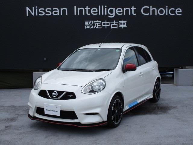 日産 マーチ 1.5 NISMO S 5速マニュアル・ETC・インテリキー