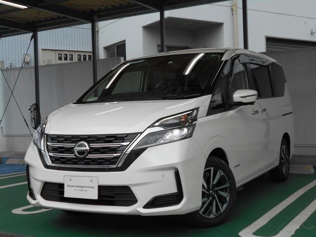 2.0 XV 試乗車・10型ナビ・後席モニタ・プロパイ(1枚目)